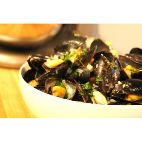 MIX EPICES MOULES MARINIERE